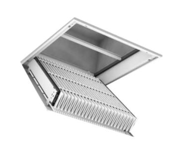 FILTER GRILLE AIR CLEANER, 16X25 MERV 11