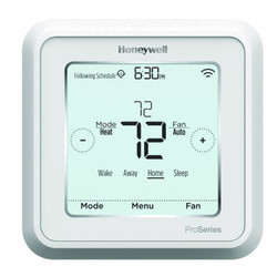 LYRIC T6 PRO WI-FI THERMOSTAT PROGRAMMABLE 2H/2C W/