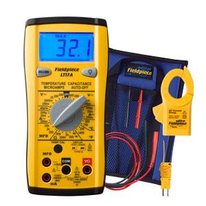 HVAC/R DIGITAL MULTIMETER