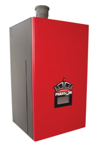 210MBH 95% GAS FIRED HOT WATER HIGH EFFICIENCY ENERGY
