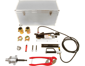 EVERLOC H2 HYDRAULIC TOOL KIT