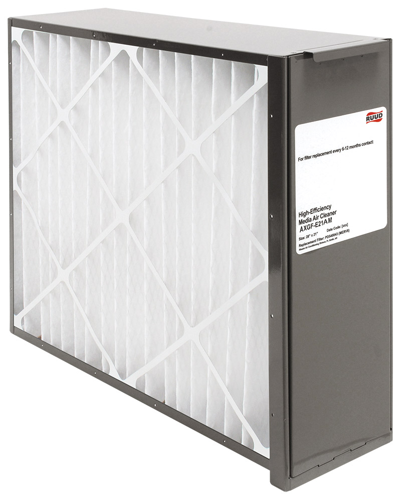 "EXACT FIR MEDIA AIR CLEANER 21""WIDE"